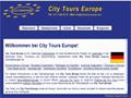 Busreiseveranstalter in Europa